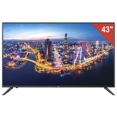 Телевизор MYSTERY MTV-5533UTA2, 55'' (138 см), 3840x2160, 4К, 16:9, Smart TV, Android, Wi-Fi, черный