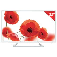 "Телевизор TELEFUNKEN TF-LED32S63T2S, 32"" (81 см), 1366х768, HD, 16:9, Smart TV, Android, Wi-Fi, белый"