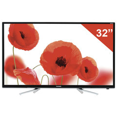 "Телевизор TELEFUNKEN TF-LED32S81T2S, 32"" (81 см), 1366х768, HD, 16:9, Smart TV, Android, Wi-Fi, черный"