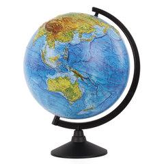 Глобус физический Globen Классик, диаметр 320 мм рельефный