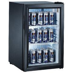 """Холодильная витрина GASTRORAG """"BC68-MS"""", общий объем 68 л, 68,6x43,5x50 см, черный"""