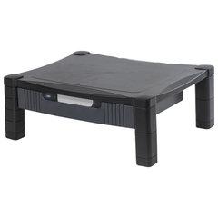 Подставка для принтера или монитора BRAUBERG, с 1 полкой и 1 ящиком, 430х340х164 мм
