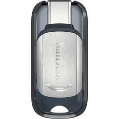 Флэш-диск 64 GB, SANDISK Ultra, USB 3.0 Type-C, черный