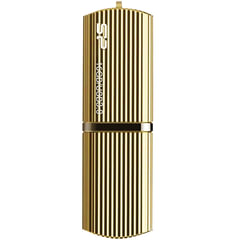 Флэш-диск 16 GB, SILICON POWER Marvel M50, USB 3.1, металлический корпус, шампань