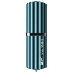 Флэш-диск 32 GB, SILICON POWER Marvel M50, USB 3.1, металлический корпус, голубой, SP32GBUF3M50V1B