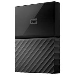 """Диск жесткий внешний HDD WESTERN DIGITAL """"My Passport"""", 1 TB, 2,5"""", USB 3.0, черный"""