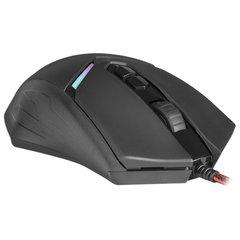 Мышь проводная игровая REDRAGON Nemeanlion 2, USB, 6 кнопок + 1 колесо-кнопка, оптическая, черная