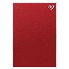 """Внешний жесткий диск SEAGATE Backup Plus Slim 1TB, 2.5"""", USB 3.0, красный, STHN1000403"""