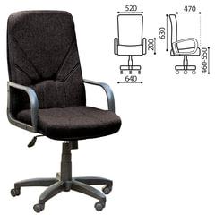 """Кресло офисное """"Менеджер"""", черное"""