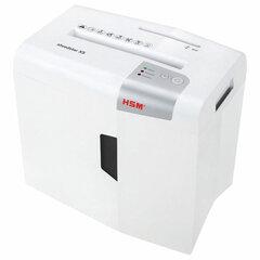 Уничтожитель (шредер) HSM SHREDSTAR X5-4.5x30, 4 уровень секретности, 4,5x30 мм, 5 листов, 18 литров, 1043121
