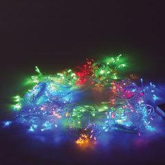 """Электрогирлянда светодиодная ЗОЛОТАЯ СКАЗКА """"Занавес"""", 304 лампы, 2х2 м, многоцветная, контроллер"""