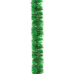 Мишура 1 штука, диаметр 50 мм, длина 2 м, зеленая