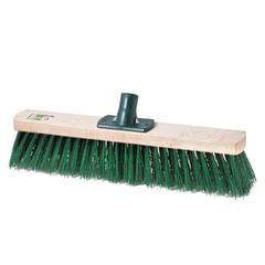 Щетка для уборки техническая, ширина 40 см, щетина 6,5 см, деревянная, еврорезьба, SVIP, SV3122