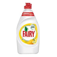 """Средство для мытья посуды, 450 мл, FAIRY (Фейри) """"Сочный лимон"""""""