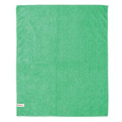 Тряпка для мытья пола, плотная микрофибра, 70х80 см, зелёная, ЛАЙМА