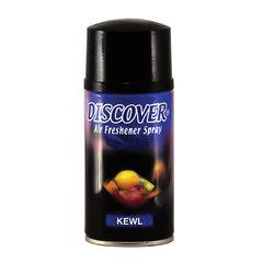 """Сменный баллон 320 мл, DISCOVER """"Kewl"""", фруктовый, для диспенсеров DISCOVER"""