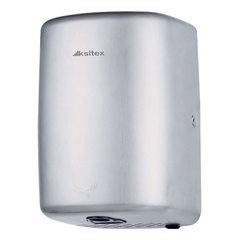 Сушилка для рук KSITEX UV-1150 AC, 1150 Вт, ультрафиолет, металлическая, матовая
