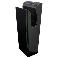 Сушилка для рук KSITEX UV-9999B, 2050 Вт, погружного типа, время сушки 10 секунд, пластик, черная