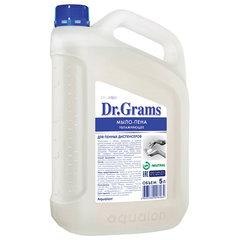 Мыло-пена 5 л DR.GRAMS, увлажняющее