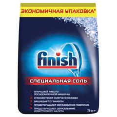 Соль от накипи для посудомоечных машин 3 кг FINISH