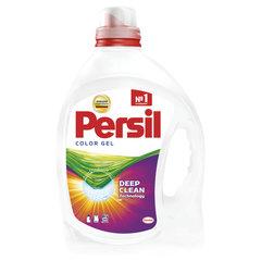 Средство для стирки жидкое автомат 1,95 л PERSIL (Персил) Color, гель