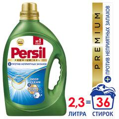 Средство для стирки жидкое автомат 2,34 л PERSIL (Персил) Premium, гель