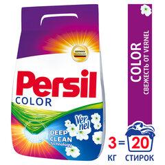 """Стиральный порошок автомат 3 кг PERSIL (Персил) Color, """"Свежесть от Vernel"""""""