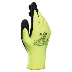 Перчатки текстильные MAPA TempDex 710, нитриловое покрытие, высокая степень термозащиты, размер 9 ( L)