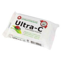 Мыло туалетное антибактериальное 200 г Ultra-C (ЭФКО)