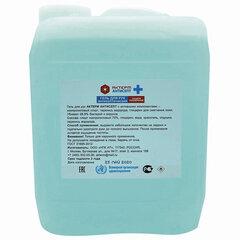 Антисептик-гель для рук спиртосодержащий (65%) 5 л АКТЕРМ АНТИСЕПТ, дезинфицирующий