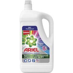 """Средство для стирки жидкое 4,94 л ARIEL (Ариэль) Professional """"Color"""""""
