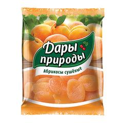 Абрикосы ДАРЫ ПРИРОДЫ сушеные без косточки (кайса), 150 г