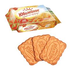 """Печенье ЮБИЛЕЙНОЕ """"Традиционное"""", витаминизированное, 313 г"""