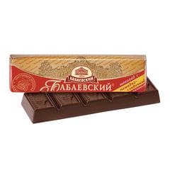 Шоколад БАБАЕВСКИЙ темный с помадно-сливочной начинкой, 50 г