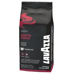 """Кофе в зернах LAVAZZA """"Gusto Pieno Expert"""", 1000 г, вакуумная упаковка, 4338"""