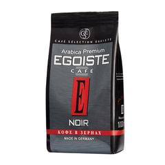 """Кофе в зернах EGOISTE """"Noir"""", натуральный, 1000 г, 100% арабика, вакуумная упаковка"""