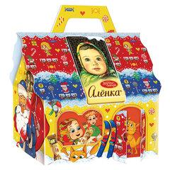 """Подарок новогодний АЛЕНКА """"Веселые каникулы"""", 701 г, НАБОР конфет, картонная упаковка"""