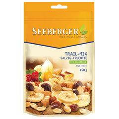 Орехи и сухофрукты SEEBERGER, смесь экзотическая из ягод и ядер орехов, 150 г, Германия