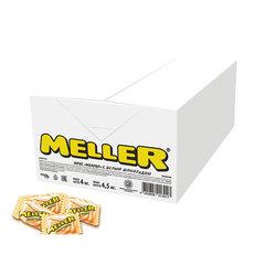 """Конфеты-ирис MELLER (Меллер) """"Белый шоколад"""", весовые, 4 кг, гофрокороб"""