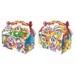 """Подарок новогодний """"Кладовочка """"Тише, мыши!"""", 1500 г, НАБОР конфет, картонная упаковка"""