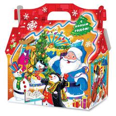 """Подарок новогодний """"День открытых дверей"""", 1300 г, НАБОР конфет, картонная упаковка"""