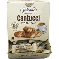 "Печенье сахарное FALCONE ""Cantucci"" с миндалем, 1 кг (125 шт. по 8 г), в коробке Office-box"