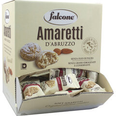 "Печенье сдобное FALCONE ""Amaretti"" мягкое classico, 1 кг (100 шт. по 10 г), в коробке Office-box"