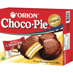 "Печенье ORION ""Choco Pie Original"" 360 г (12 штук х 30 г)"