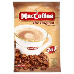"""Кофе растворимый MacCoffee """"3в1 Оригинал"""", КОМПЛЕКТ 50 пакетиков по 20 г"""