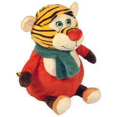 """Подарок новогодний """"Тигр Ред"""", 700 г, НАБОР конфет, мягкая игрушка"""