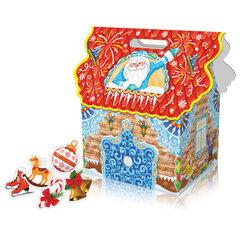 """Подарок новогодний """"ТЕРЕМ"""", 2000 г, НАБОР конфет, картонная упаковка"""