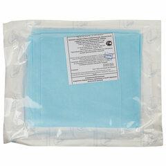 Простыня одноразовая ГЕКСА стерильная, 140х200 см, спанбонд 25 г/м2, голубая