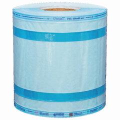 Рулон комбинированный со складкой ВИНАР СТЕРИТ, для ПАРОВОЙ/ГАЗОВОЙ стерилизации, 300 мм х 80 мм х 100 м