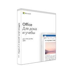 """Программный продукт MICROSOFT """"Office 2019 для дома и учебы"""", электронный ключ на 1 ПК Windows 10 или Mac"""